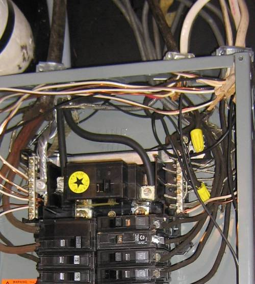 Metal Jacket Wiring