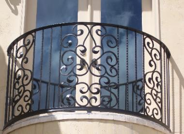 """Juliet"" balcony"