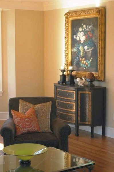Staging can be used as a low-cost alternative to remodeing