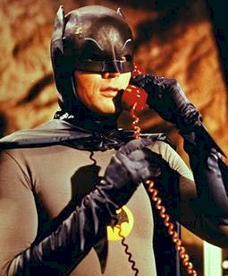 Yes, even Batman had a red phone that was reserved for his most important phone calls!  This is a gimmick that can actually work effectively for home inspectors.