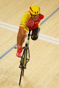 Juan Jose Mendez, ciclismo.