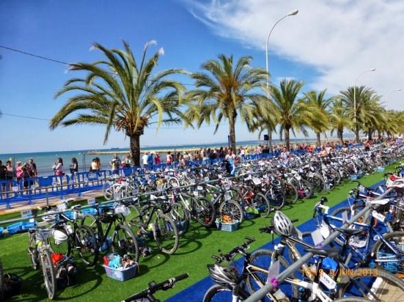 Triatlon Santa Pola 2013