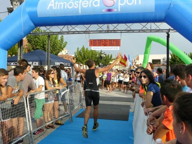 Triatlon Agramón 2013
