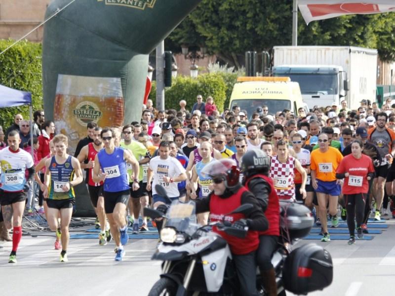 Carrera Entreculturas - Corre por un causa