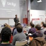 Bicity, un gran éxito de la Red de Ciudades por la Bicicleta.
