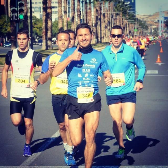 Nacho Tomas Running