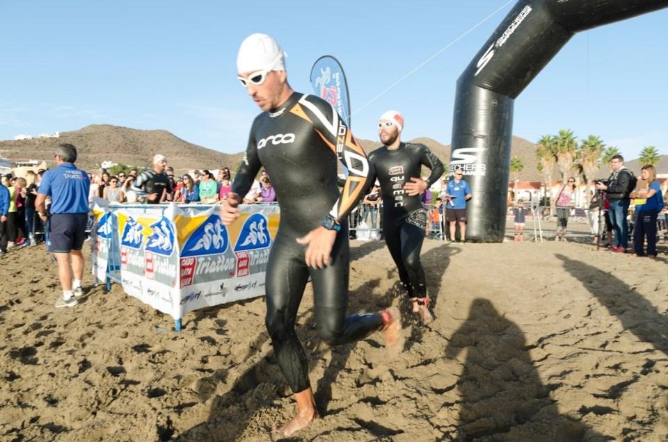 Half Ironman Triatlon Cabo de Gata - Nacho Tomás