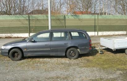 Fahrzeuggespann mit Diebesgut an der Ausreise nach Tschechien gehindert
