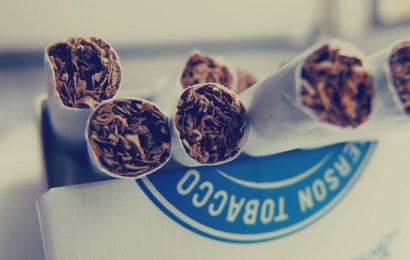 Tabak und Fleisch interessant für Ladendieb