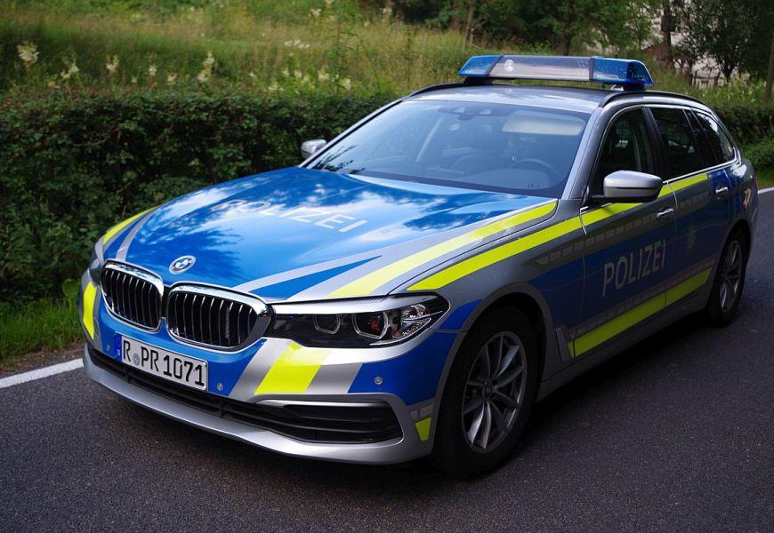 Verkehrsunfall mit ca. 6.000 Euro Sachschaden