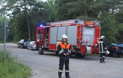 Unfallflucht auf der St2166  bei Letzau