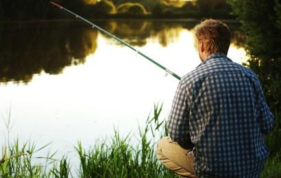 Angler nimmt unfreiwilliges Bad in der Donau