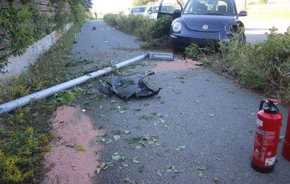Unerlaubtes Entfernen vom Unfallort