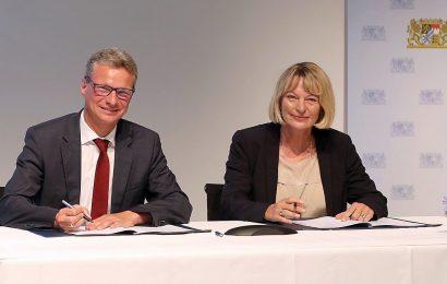Zielvereinbarungen 2019 – 2022 des Freistaats Bayern mit den Hochschulen: OTH Amberg-Weiden setzt auf Zukunftsthemen