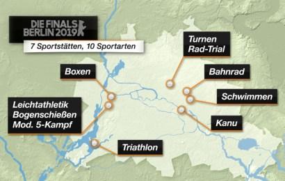 """Olympische Vielfalt – """"Die Finals Berlin 2019"""" live im ZDF"""