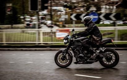 Verkehrsunfall mit verletztem Motorradfahrer
