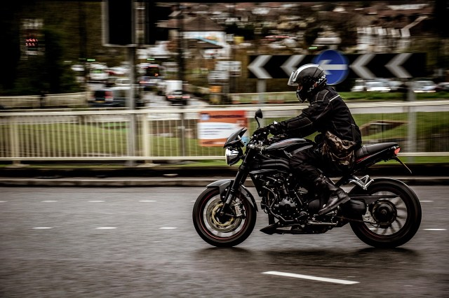 Symbolbild: Motorradfahrer