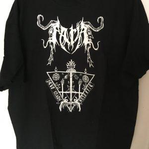 Paria - Ordo Shirt frontprint