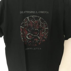 Deathspell Omega - Paracletus II Shirt front