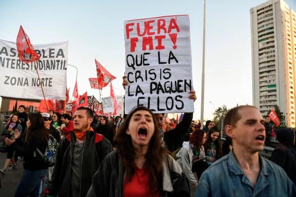 Resultado de imagen para FMI fuera de argentina