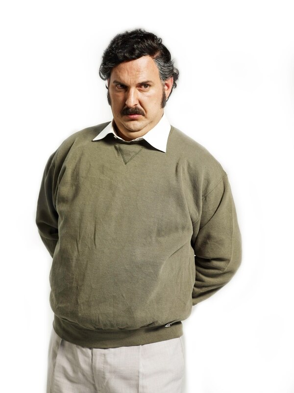 The actor colombiano Andrés Parra was consecrated for his portrayal of Pablo Escobar in The 'pattern of evil', one of the favorite series of os ticos on Netflix. Photo: Courtesy