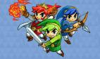 """Gruta del desafío, la actualización gratuita de """"Zelda: Hyrule Tri Force"""" ha llegado"""