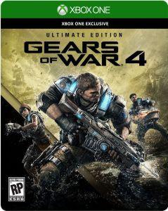 Gears of war 4 coleccionista