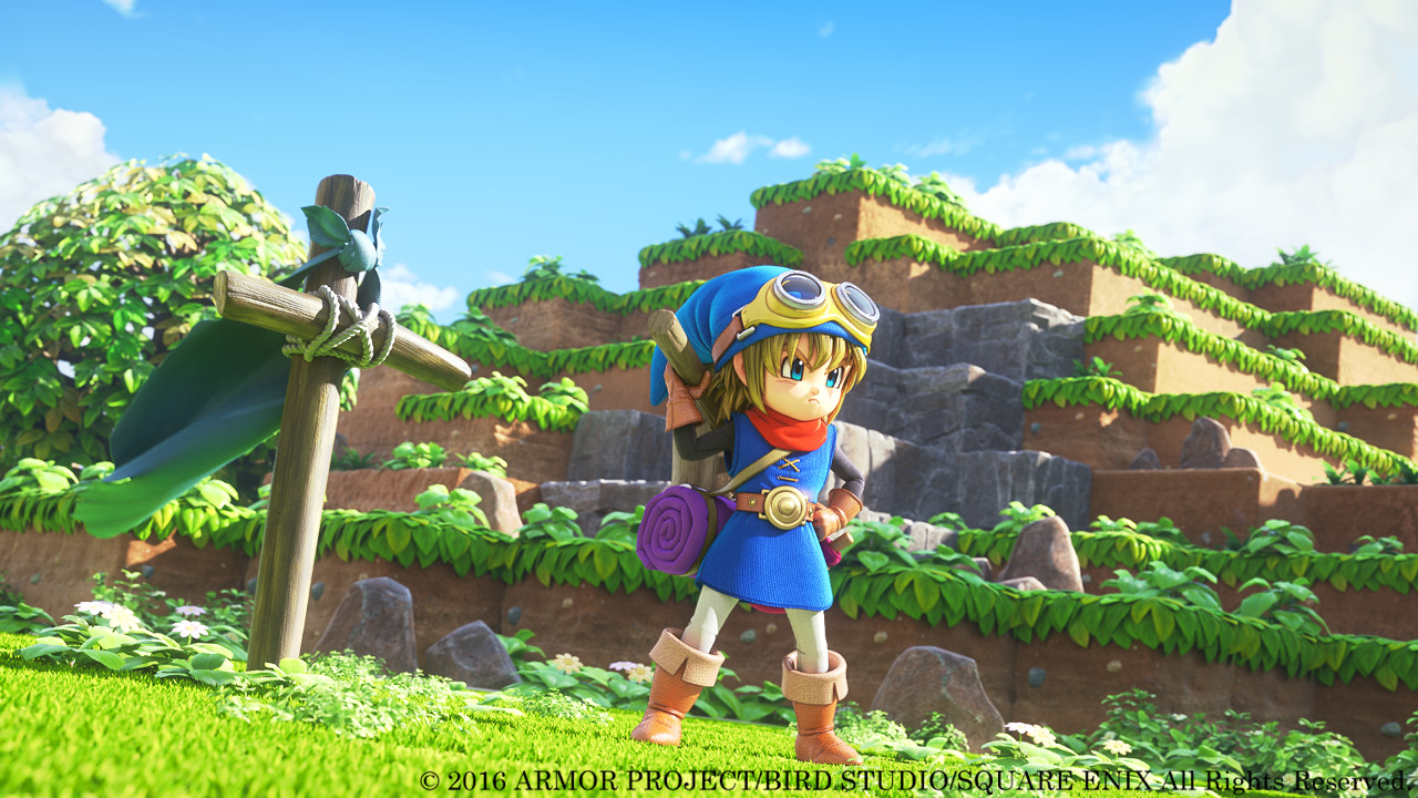 Disfruta de 20 minutos de Dragon Quest Builders para Nintendo Switch