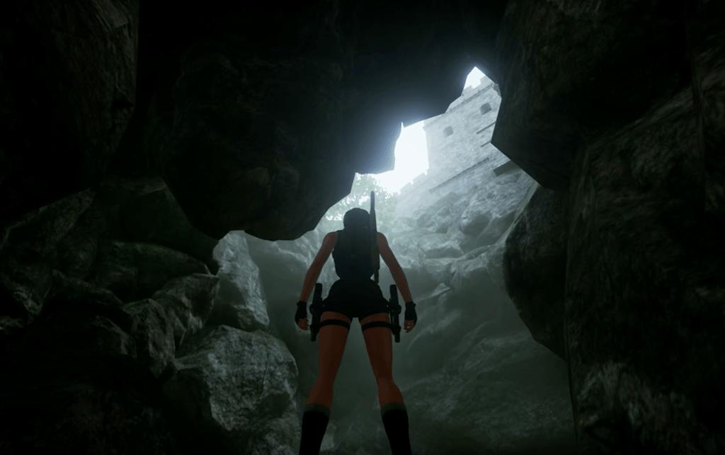 Tomb raider 2 nicobass