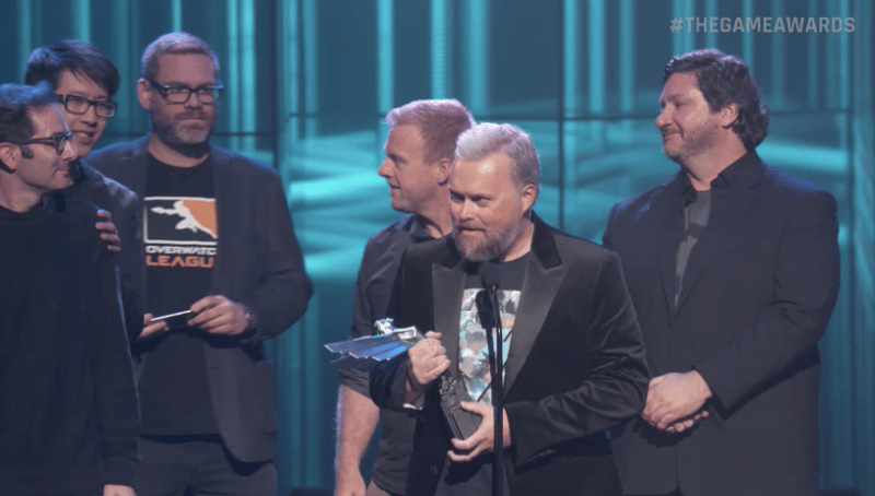 the game awards Overwatch