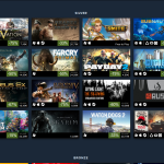 Steam Top 100 2016