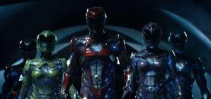Power Rangers la pelicula