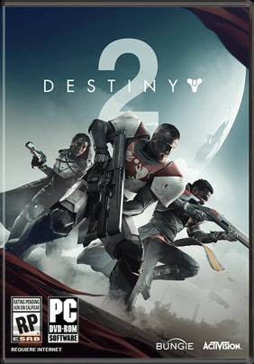 Destiny 2. PC. Edición Estandar
