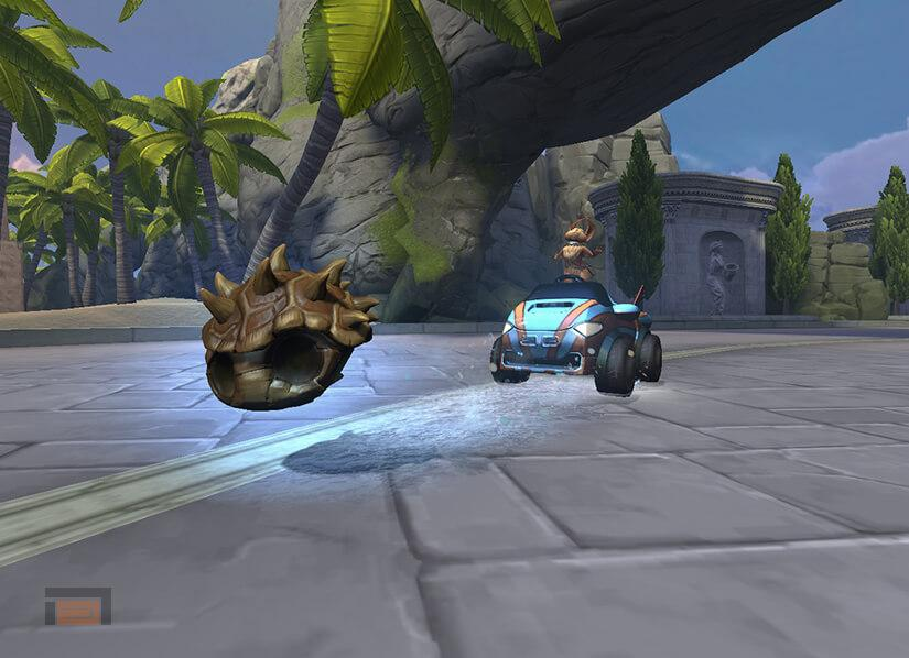 SMITE. Apollo's Racer Rumble