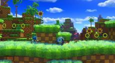 Primer gameplay de Sonic Forces mostrando Green Hill Zone