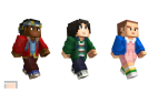 Vive tus misterios con Minecraft Stranger Things Pack para Minecraft LIVE
