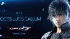 Noctis de Final Fantasy XV llegará a TEKKEN 7
