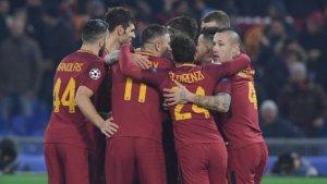 Roma logró ser líder