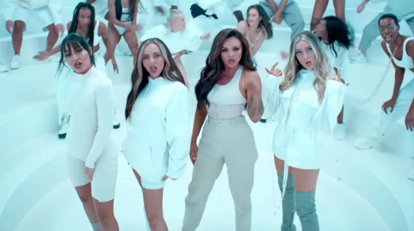 hight resolution of little mix estrena el video de think about us junto a ty dolla ign