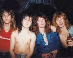 """Dave Mustaine y la disputa por su trabajo en Metallica: """"No le daré ningún porcentaje de mis canciones a Lars Ulrich"""""""