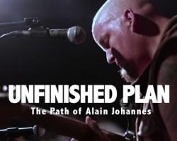 """""""Unfinished Plan: The Path of Alain Johannes"""": Brillo triste de un canchero"""