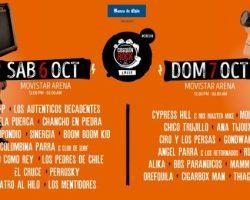Concurso: Gana entradas para el festival Cosquin Rock Chile 2018