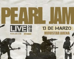 VIDEO: Fans publican concierto completo en Multicam de Pearl Jam en Chile 2018, Movistar Arena