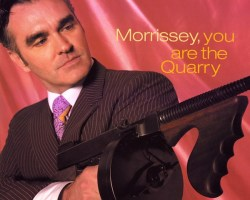 """Disco Inmortal: Morrissey- """"You Are The Quarry"""" (2004)"""