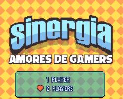 """""""Amores de Gamers"""", Sinergia estrena nuevo single y video para adictos a los videojuegos retro"""