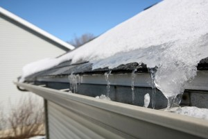 What to Do About Frozen Gutters