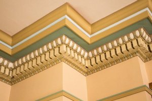 Types of Specialty Trim Molding