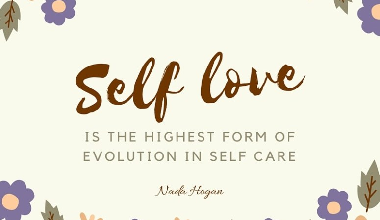Focus on self love
