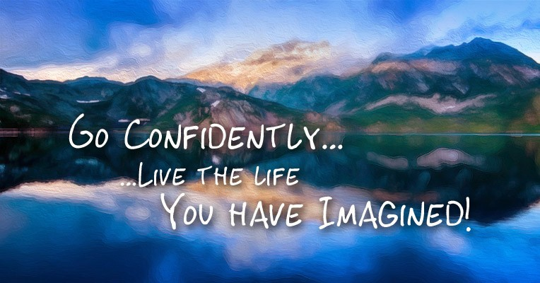 Go Confidently!