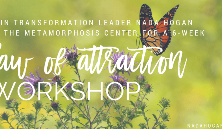 6-Week Law of Attraction Workshop Starts June 28!